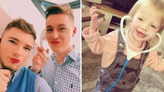 Company Of Absolute Lads Come Up With Most Imaginative Ways To Send Sick Little Girl To Disney Land