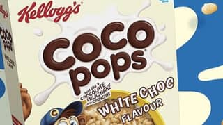 Kellogg's Is Bringing A White Chocolate Version Of Coco Pops To Australia