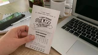 Uni Student Discovers $4.8m Lotto Win During Lecture