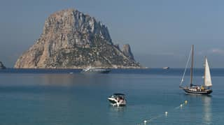 Man, 30, Plunges To His Death After Falling Off A Cliff In Ibiza