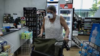 It Will Be Mandatory To Wear A Face Mask In Locked Down Parts Of Victoria From Thursday