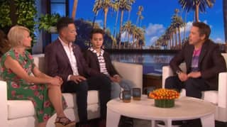 Robert Downey Jr. Surprises Fan Whose Life Was Changed By Iron Man