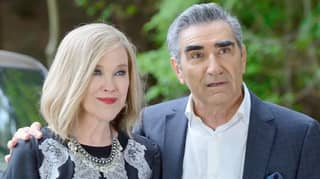 Catherine O'Hara Wins An Emmy Award For Moira Rose On Schitt's Creek