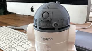 You Can Buy An R2D2 Case For Your Amazon Echo Dot