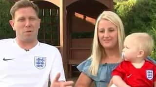 Man Gets His Own Way After Fiancée Agrees To Show England V Sweden During Their Wedding