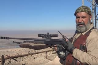 This 63-Year-Old Sniper Has Reportedly Killed 321 ISIS Fighters In Iraq