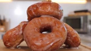 Aussie Man Recreates Krispy Kreme Doughnuts At Home And Shows You How
