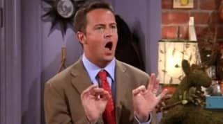 Friends Fans Left Confused And Excited By Matthew Perry's Tweet