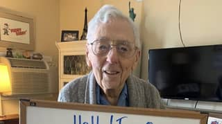 Man, 100, Asks For 101,000 Likes After Birthday Party Was Cancelled