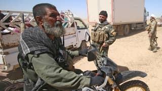Iraqi Veteran Sniper Responsible For Killing 384 ISIS Members