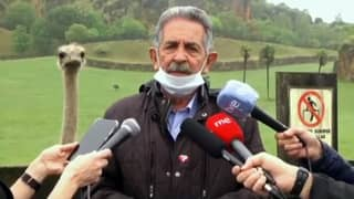 Ostrich Hilariously Photobombs Politician During Broadcast