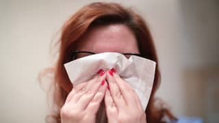 Health Experts Say Sneezing Is Not A Symptom Of Coronavirus