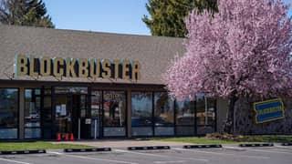 World's Last Blockbuster Store Still Open For Business Despite Pandemic