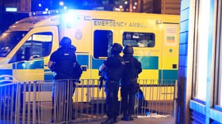 Homeless Man Held Dying Woman In His Arms After Manchester Terror Attack