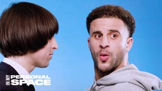 In My Personal Space Episode Seven: Kyle Walker Up Close And Personal