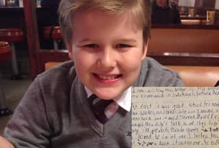 Bullied Little Lad Hanged Himself And Now His Family Have Released His Final Note To Warn Others