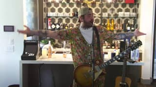 Post Malone Livestreams Nirvana Tribute To Raise Money For Coronavirus Relief