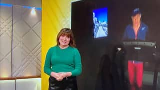 Lorraine Kelly And Ben Shephard Called Out After Addressing Eddie Izzard With Wrong Pronouns
