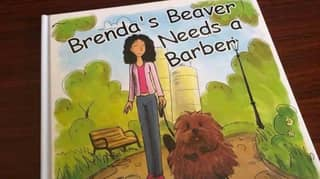 Adults In Hysterics At 'Children's Book' Brenda's Beaver Needs A Barber