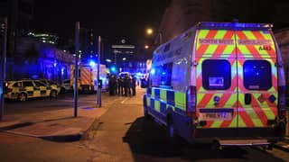 Young Woman Reveals Frightening Events After Manchester Bomb