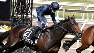 Melbourne Cup Jockey Fined $50,000 For Whipping His Horse Too Much