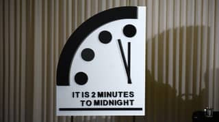 Doomsday Clock Remains At Two Minutes To Midnight For Second Year Running