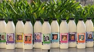 Photos Of Missing Australians Will Soon Be Printed On Milk Bottles