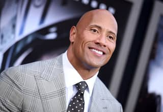 A 73-Year-Old War Veteran Asked Dwayne Johnson For A Picture, But The Rock Went One Step Further