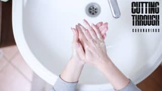 A Third Of People Don't Always Wash Their Hands After They Use The Toilet