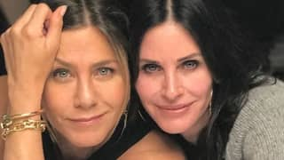 Courteney Cox Sends Adorable 50th Birthday Post To Jennifer Aniston