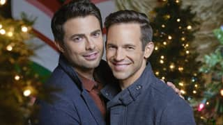 The Hallmark Channel Is Doing Its First Ever Gay Christmas Film