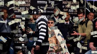 'Money' Mayweather Reveals How Much He'll Earn From McGregor Fight