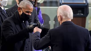 Barack Obama Tells Joe Biden 'This Is Your Time' As He Congratulates Him On Becoming President