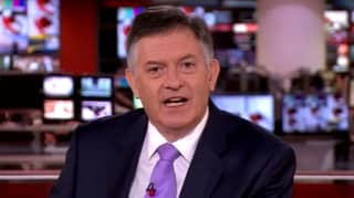 BBC Newsreader Mocks Creator Of Socially Distanced Trick Or Treat Device