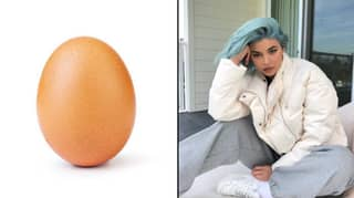 Photo Of An Egg Beats Kylie Jenner's Record For Most Instagram Likes
