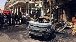 At Least 27 Dead After Isis Car Bomb Targets Families During Ramadan
