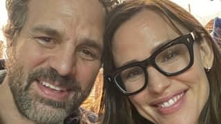 Jennifer Garner And Mark Ruffalo Have 13 Going On 30 Reunion