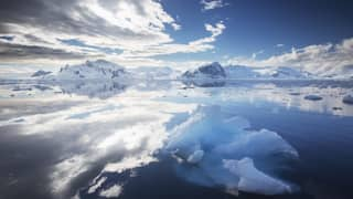​Antartica Temperature Rises Above 20°C For First Time Ever