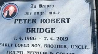 Man's Headstone Removed From Cemetery For Being 'Offensive'