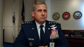 New Trailer Lands For Steve Carell Netflix Comedy Space Force