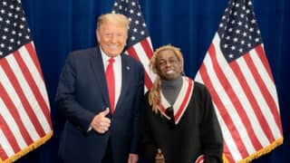 Lil Wayne Endorses Donald Trump And Gets Ripped On By 50 Cent