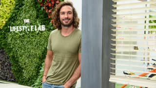 People Are Still Mocking Joe Wicks For How He Pronounces Wensleydale Cheese