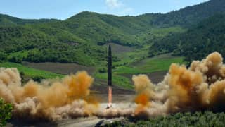 North Korea Has Conducted Another Missile Test