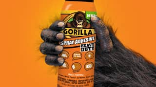 Gorilla Glue Demo Shows Power Of Product Woman Put In Hair