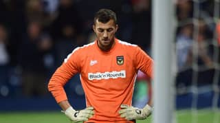 Non-League Goalkeeper Sent Off For Urinating During Play
