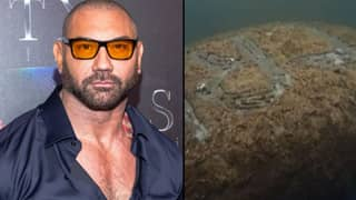 Dave Bautista Offering Reward To Find Person Who Etched Trump Into Manatee's Back