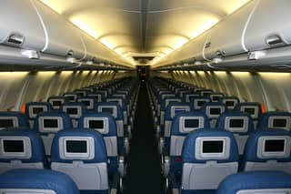 Pilot Reveals The Reason Why Lights Are Dimmed On Planes Before Take-Off