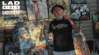 Democracy Manifest Man Has Become A Talented Painter And Is Now Taking Submissions