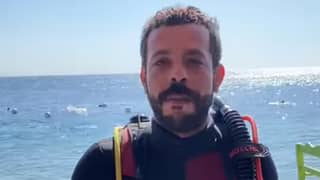 Scuba Diver Stays Underwater For Six Days In World Record Attempt
