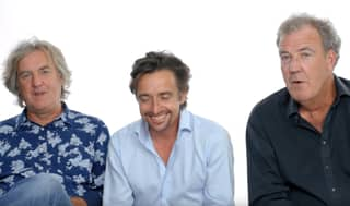 Clarkson, Hammond And May Reveal The Last Thing On Their Phones